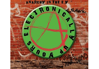 VARIOUS - Anarchy In The E.Y.-Electronicall - (CD)