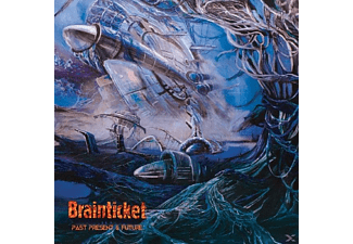 Brainticket - Past, Present,& Future [CD]