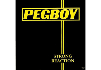 Pegboy - Strong Reaction - (Vinyl)