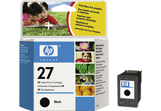 HP 27 10ml Black - (C8727AE)