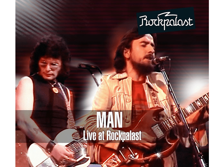 Man - Live At Rockpalast (1975) [DVD]