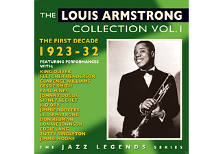 Louis Armstrong - The Louis Armstrong Collection Vol.1: The First Decade - (CD)