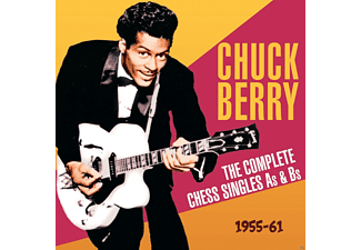 Chuck Berry - The Complete Chess Singles As & Bs 1955-61 - (CD)