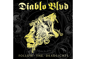 Diablo Blvd - Follow The Deadlight - (CD)