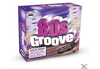 VARIOUS - 80s Groove-Ultimate Collection - (CD)