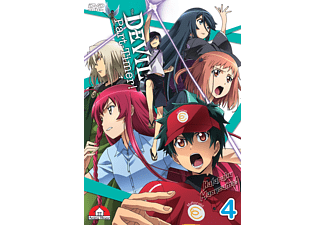 The Devil is a Part-Timer - Vol. 4 [DVD]