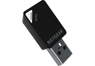 NETGEAR A6100-100PES, WLAN-USB-Adapter