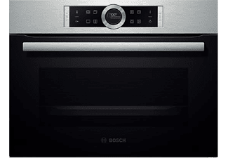 BOSCH Multifunctionele oven A+ (CBG635BS1)
