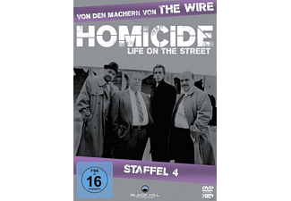 Homicide - Life on the Street Staffel 4 - (DVD)