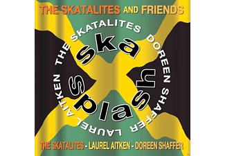 The Skatalites - Ska Splash - (CD)
