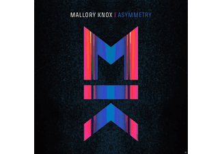 Mallory Knox - Asymmetry - (CD)