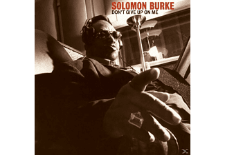 Solomon Burke - Don't Give Up On Me - (CD)