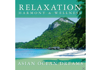 VARIOUS - Asian Ocean Dreams - (CD)