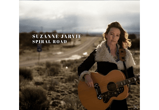 Suzanne Jarvie - Spiral Road - (CD)