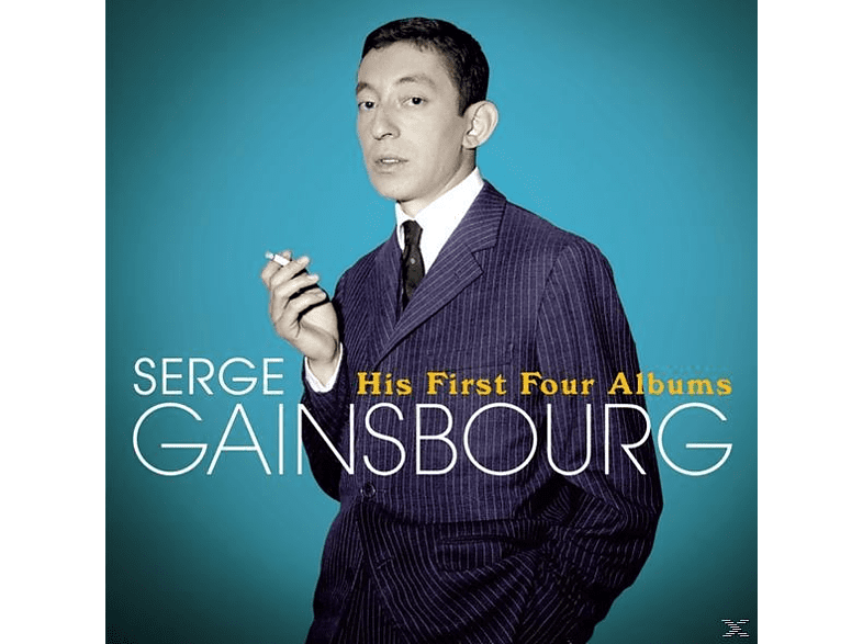 Serge Gainsbourg - His First Four Albums+18 Bon [CD]