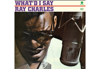 Ray Charles - What'd I Say+2 Bonus Tracks - (Vinyl)