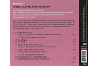 Martin Nagashima Toft, Choir Chamerata - There Is A Spell Upon Your Lips [CD]