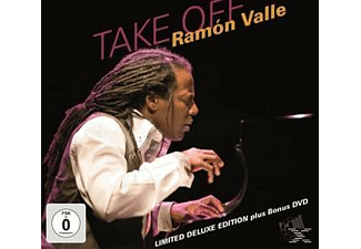 Ramon Valle - Take Off (Deluxe Edition) - (CD + DVD Video)