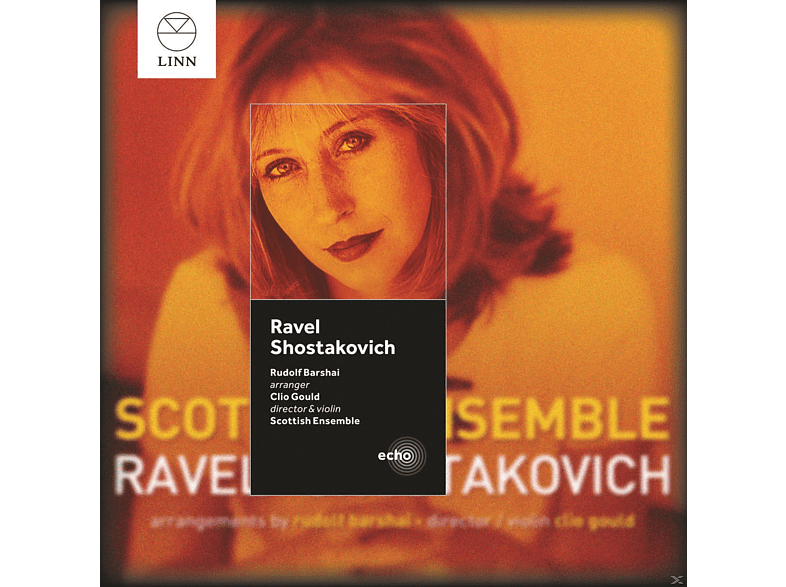 Clio Gould, Rudolf Barshai, The Scottish Ensemble - Petite Symphonie A Cordes/Kammersinfonie Op.118a [CD]