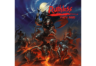 Ruthless - They Rise - (CD)