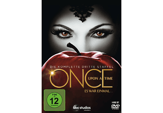 Once Upon A Time - Es war einmal - Staffel 3 [DVD]
