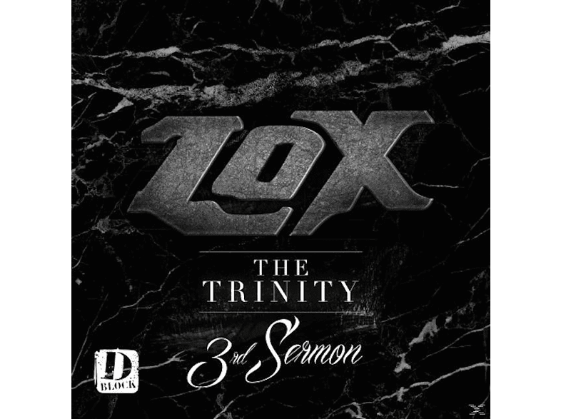 The Lox - The Trinity 3 [CD]