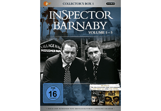 Inspector Barnaby: Collector's Box 1 (Folge 1-5) - (DVD)