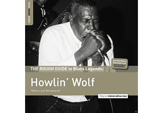 Howlin' Wolf - The Rough Guide to Blues Legends - Howlin' Wolf Reborn and Remastered (Vinyl LP (nagylemez))
