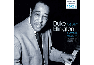 Duke Ellington - A Giant Among Giants - The Best From 1950 To 1961 - (CD)