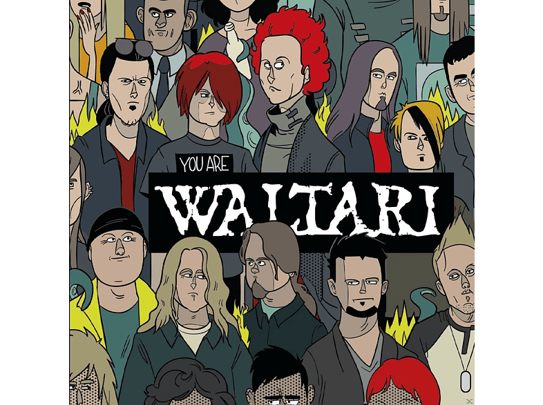 Waltari - You Are [Vinyl]