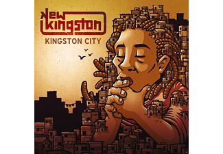 New Kingston - Kingston City - (CD)