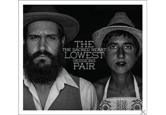 The Lowest Pair - The Sacred Heart Sessions - (Vinyl)