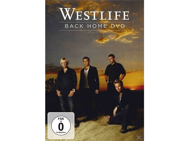 Westlife - Back Home Dvd [DVD]