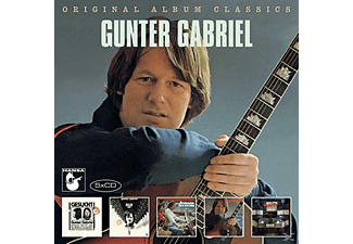 Gunter Gabriel - Original Album Classics - (CD)