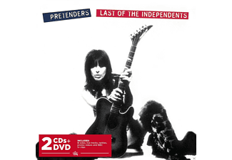 The Pretenders - Last Of The Independents (2cd + Dvd Deluxe Edition) - (CD + DVD Video)