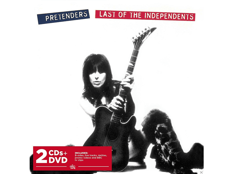 The Pretenders - Last Of The Independents (2cd + Dvd Deluxe Edition) [CD + DVD Video]