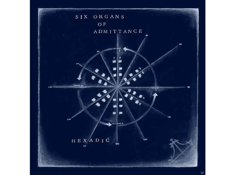 Six Organs Of Admittance - Hexadic [CD]