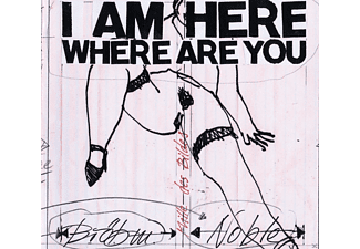 Brötzmann/Noble - I Am Here Where Are You - (CD)