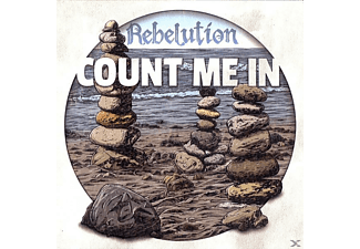 Rebelution - Count Me In - (CD)