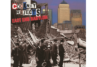 Cockney Rejects - East End Babylon - (CD)