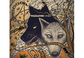Passafire - Vines - (CD)