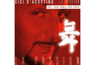 Gigi D'Agostino - LA PASSION-REMIX - (Maxi Single CD)