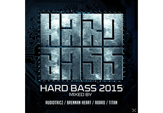 VARIOUS - Hard Bass 2015 [CD]