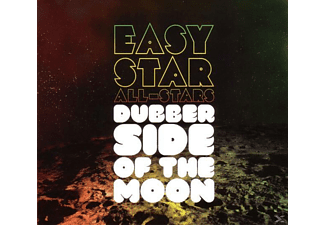 Easy Star All - Dubber Side Of The Moon (Green Vinyl) - (Vinyl)