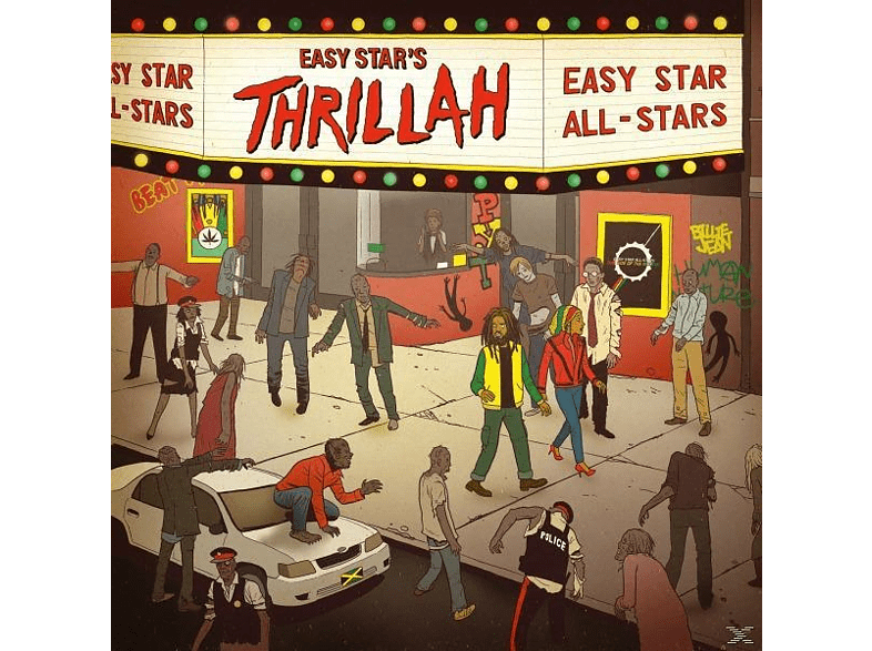 Easy Star All-stars - Easy Star's Thrillah [Vinyl]