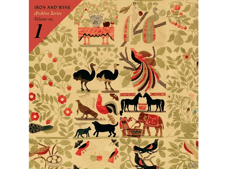 Iron & Wine - Archive Series Vol.1 [LP + Download]