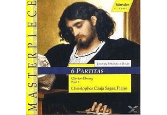 Christopher Czaja Sager - 6 Partiten [CD]