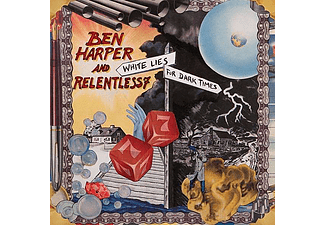 Ben Harper & Relentless 7 - White Lies For Dark Times (CD)