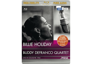 Billie Holiday, Buddy Quartet Defranco - Billie Holiday & Buddy Defranco Quartet-Live In - (Blu-ray Audio)