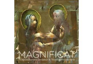 VARIOUS - Magnificat - (Blu-ray Audio)